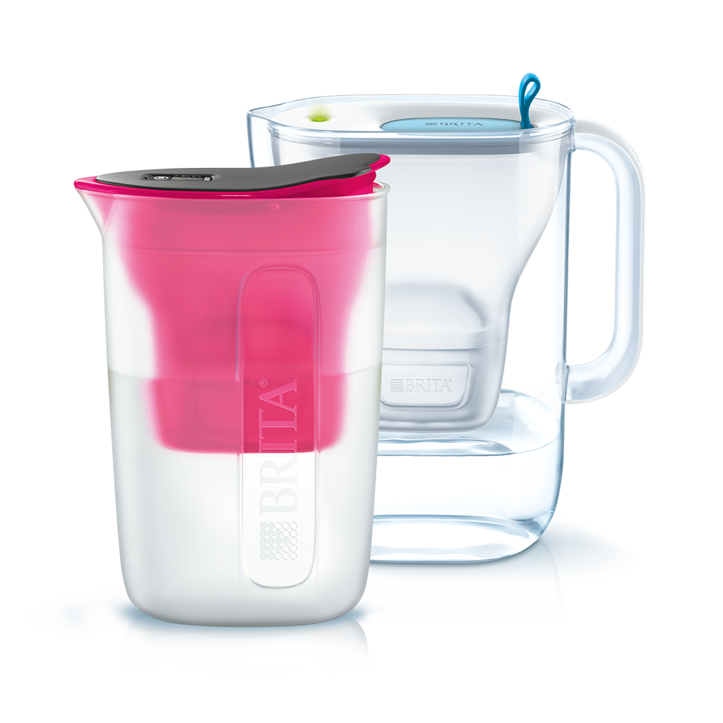 BRITA Wasserfilter fill&enjoy Fun Style