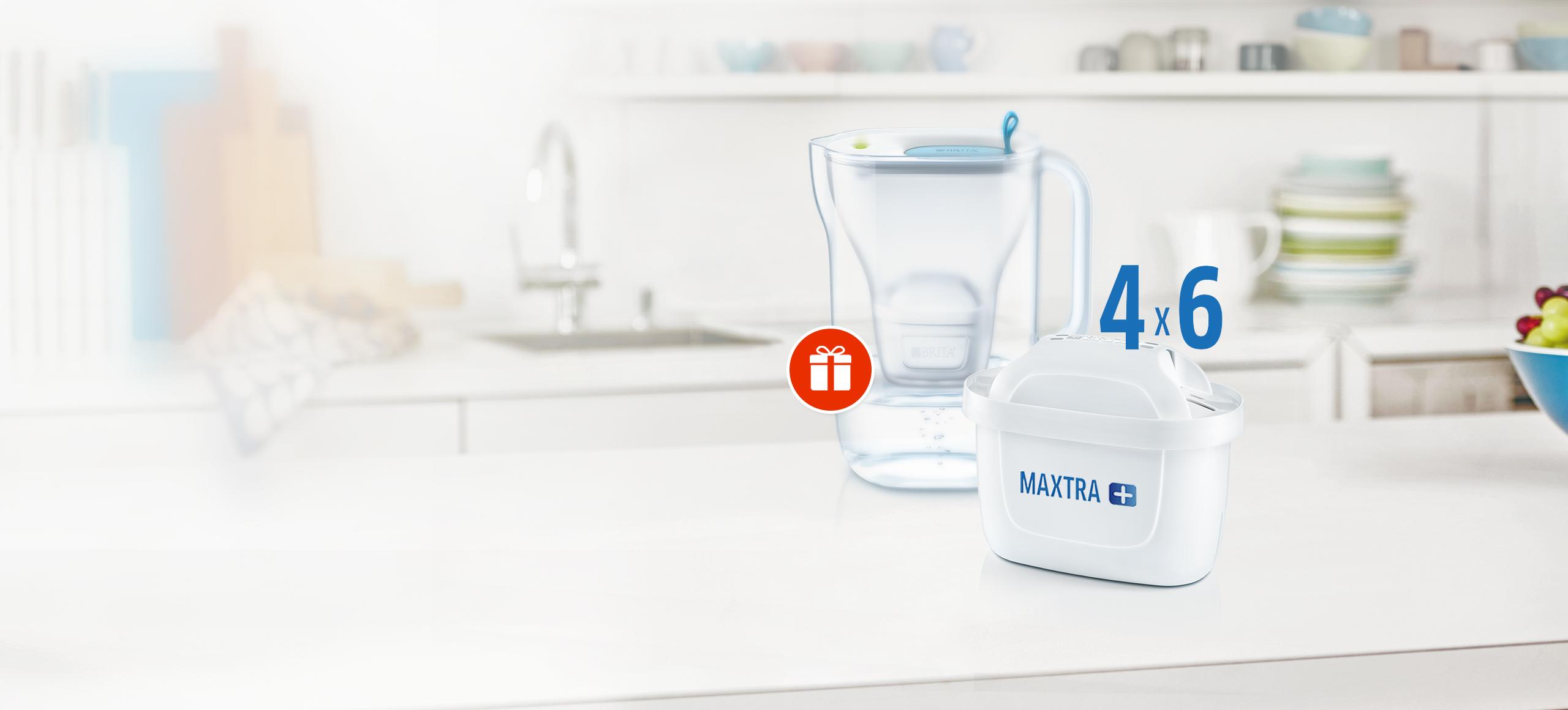BRITA Wasserfilter Kartuschen-Lieferservice