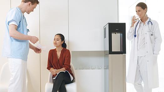 BRITA Wasserfilter Krankenhaus & Gesundheitswesen