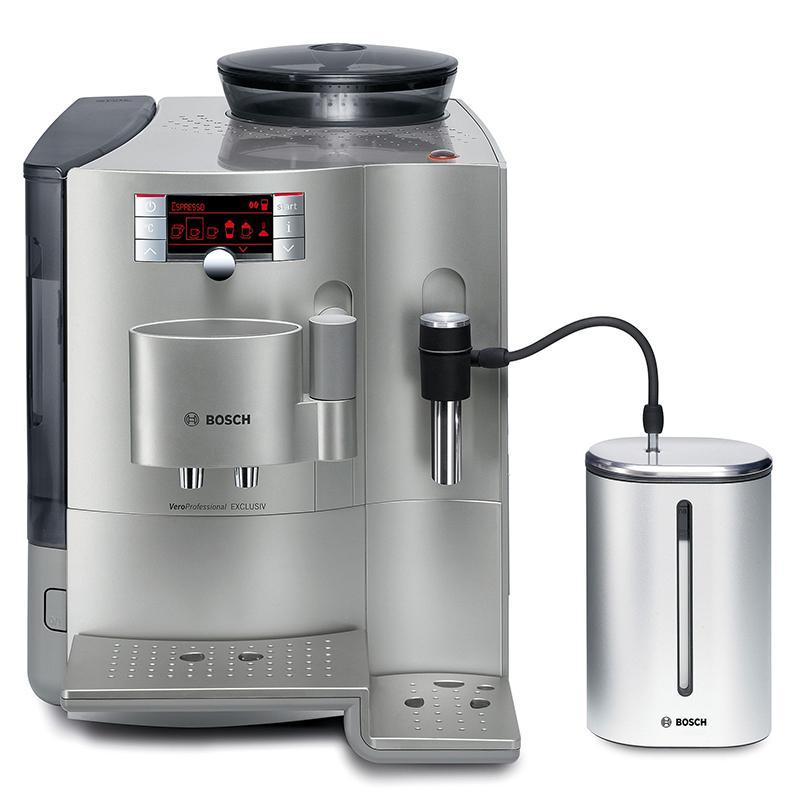 Über BRITA Bosch Vero Profi-Kaffeemaschine