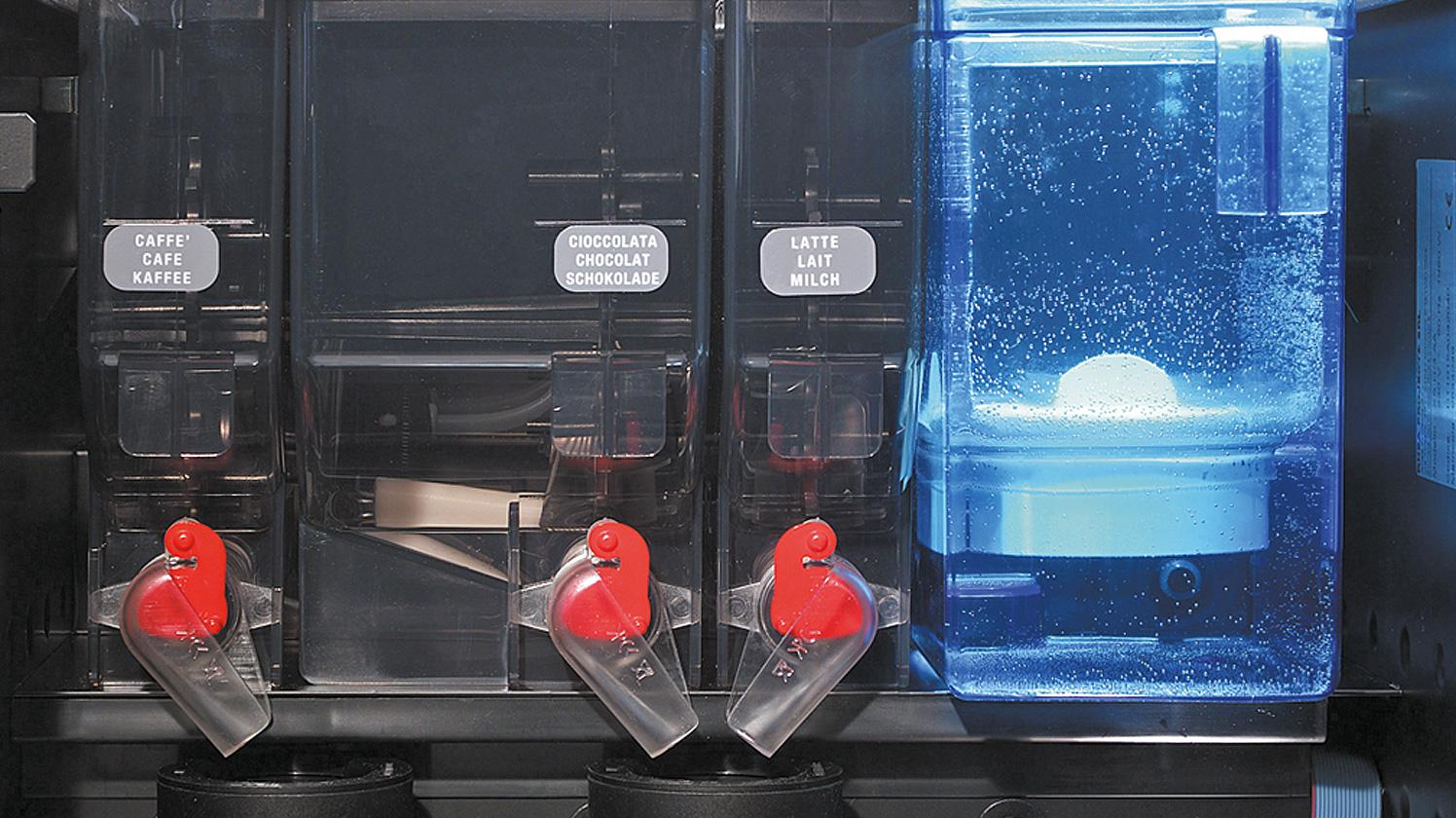 BRITA Filter AquaAroma Crema Maschine