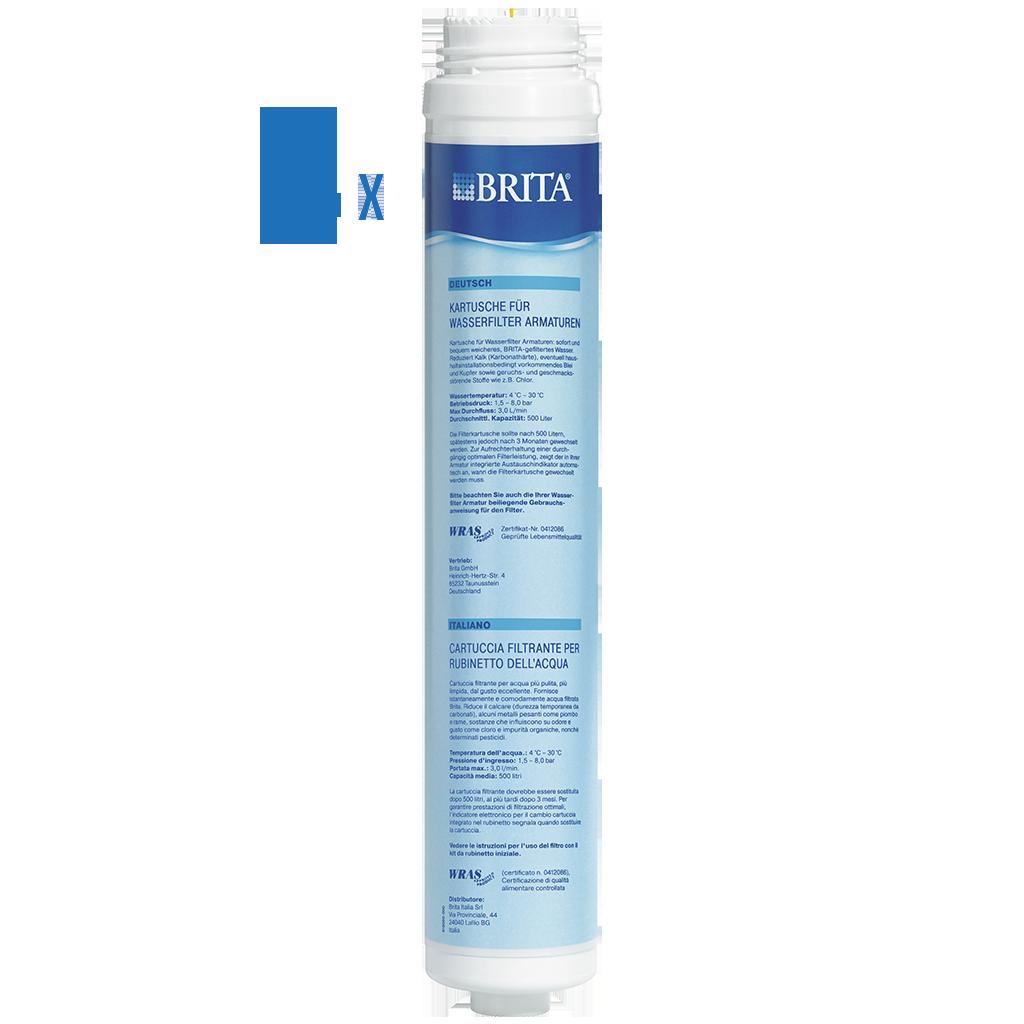 BRITA Filter und Kartuschen Inline