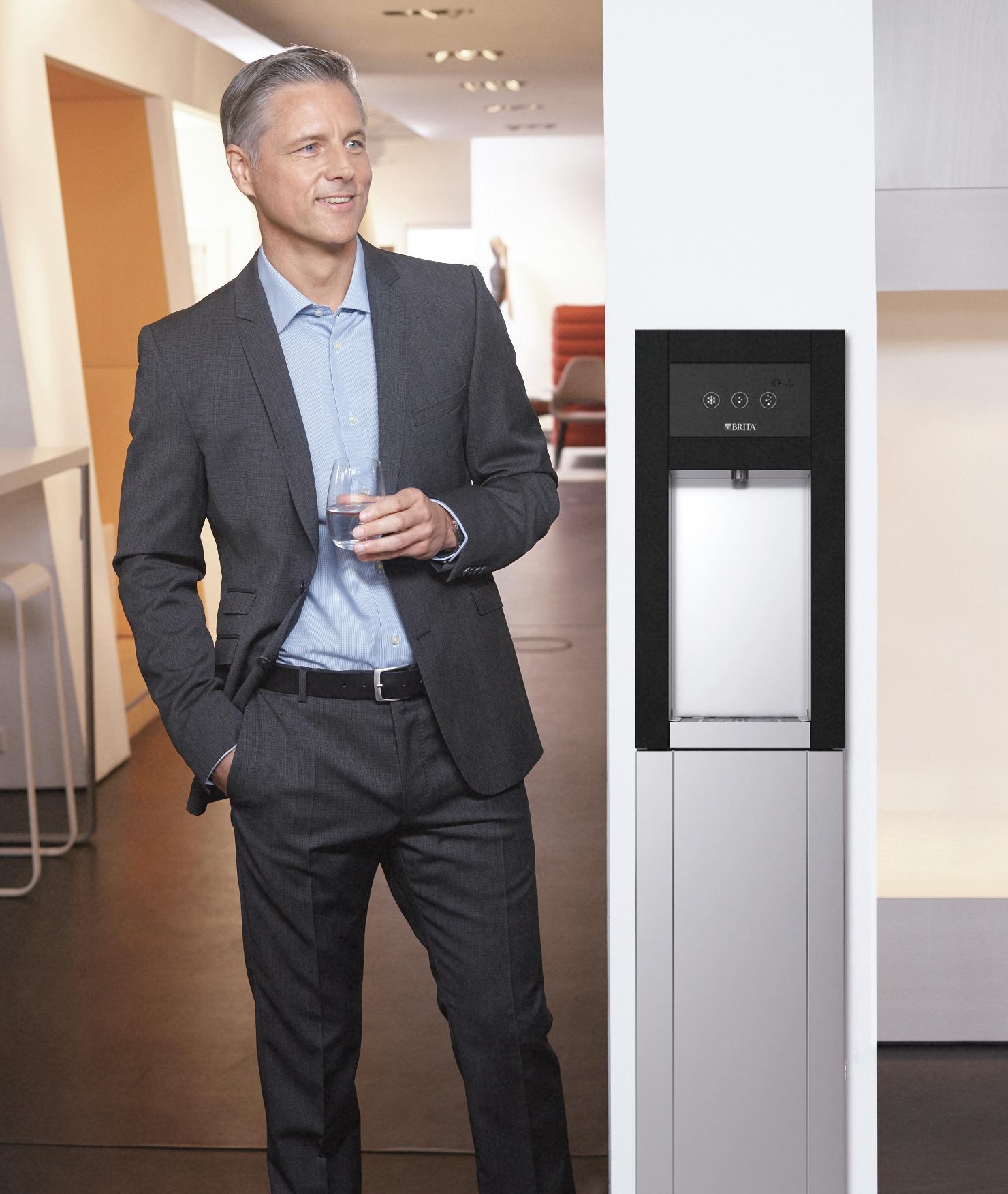 BRITA dispenser VIVREAU Sodamaster 200 business