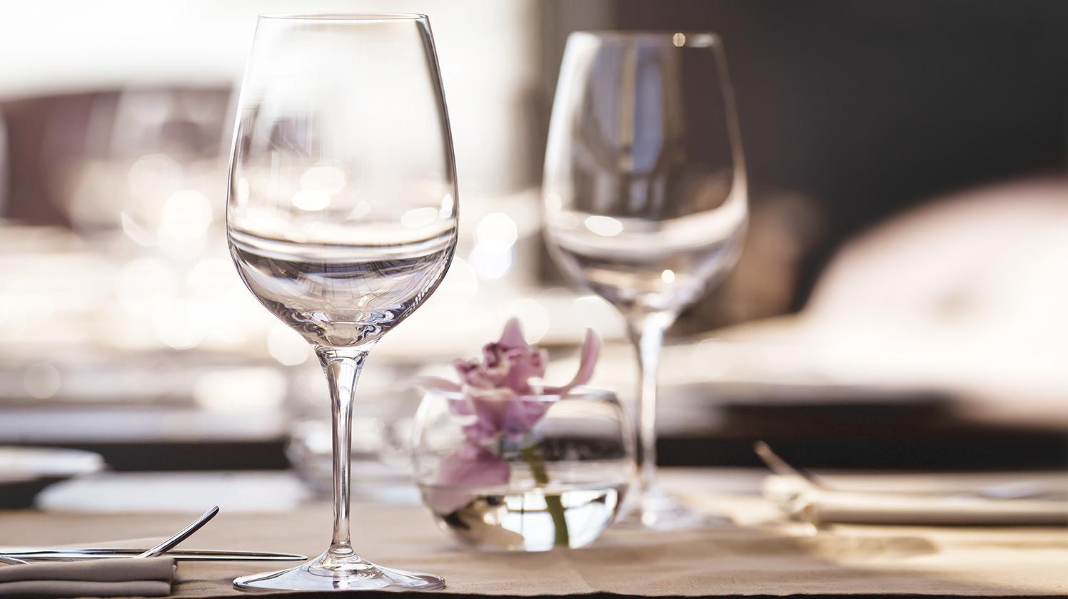 BRITA gehobene Küche Weingläser