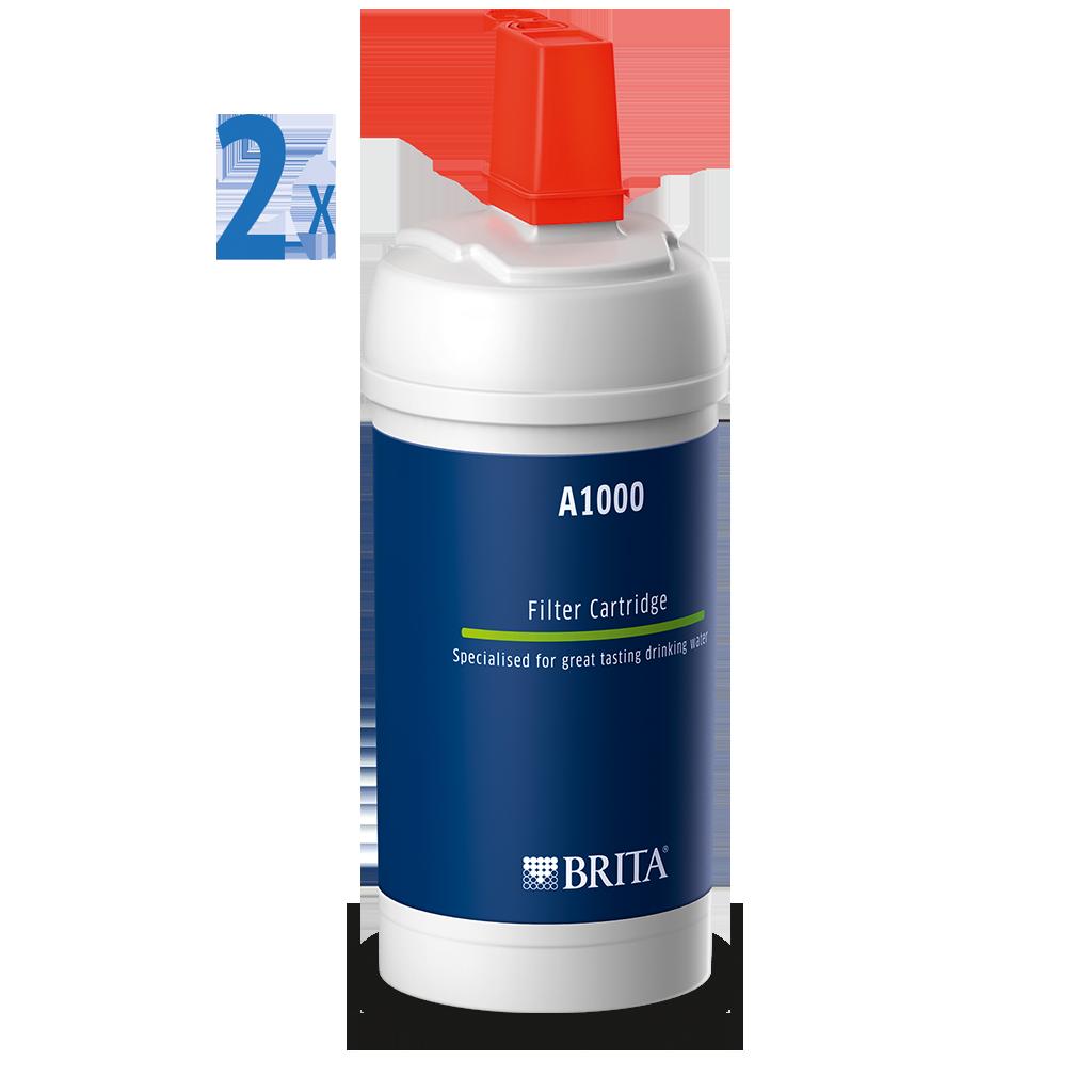 BRITA filters and cartridges A 1000 refill