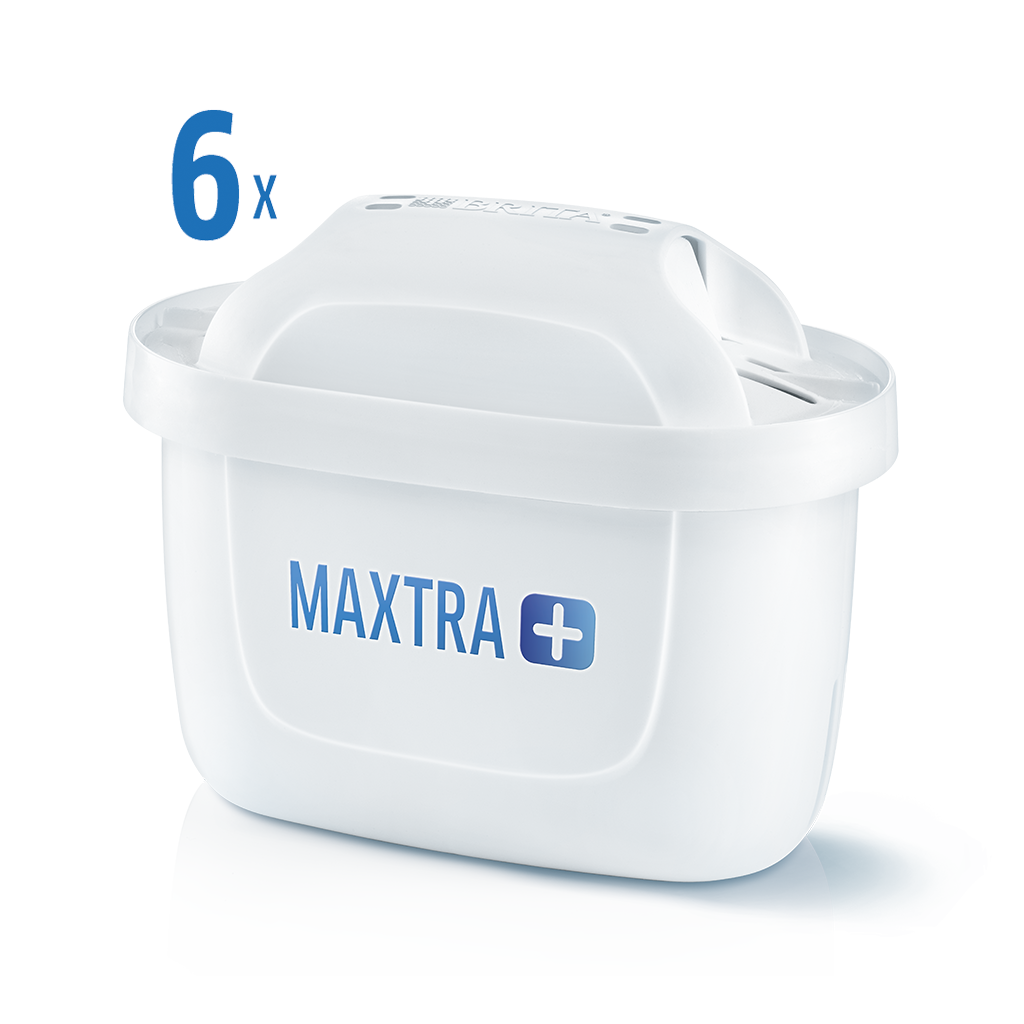 BRITA MAXTRA+ 6-pack filterpatronen