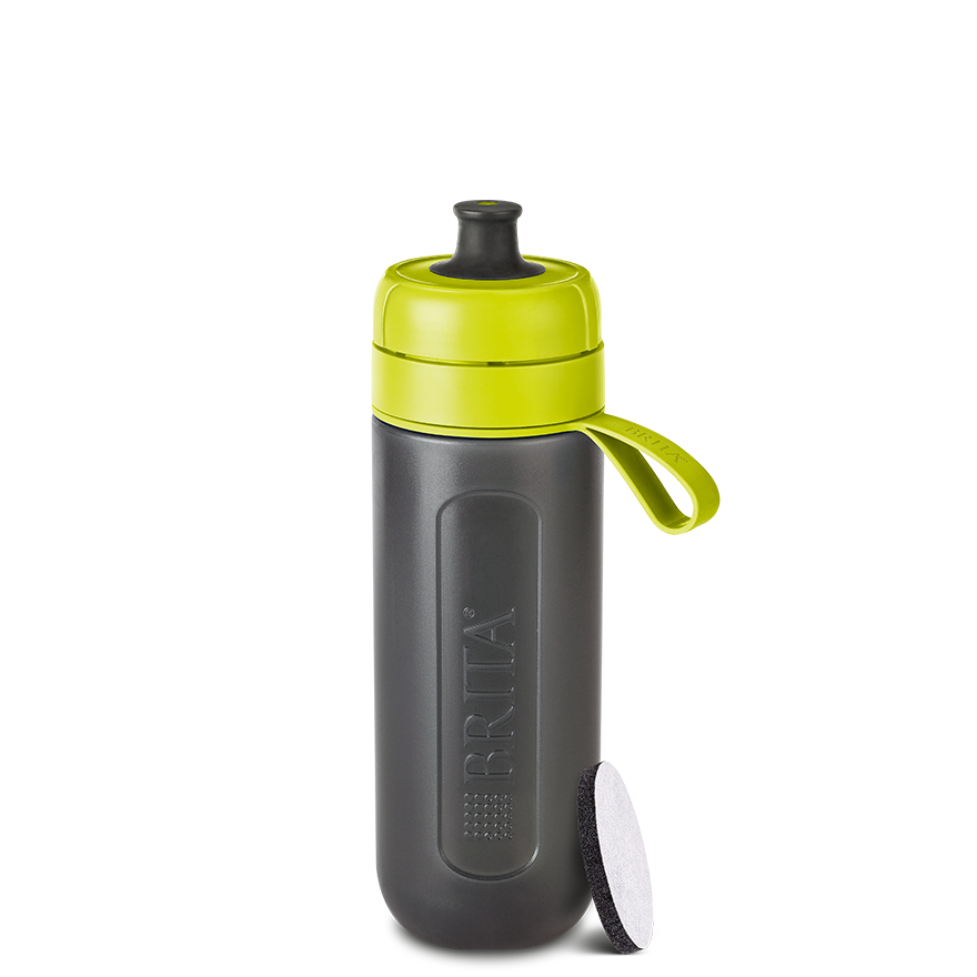 BRITA fill&go Active fresh lime