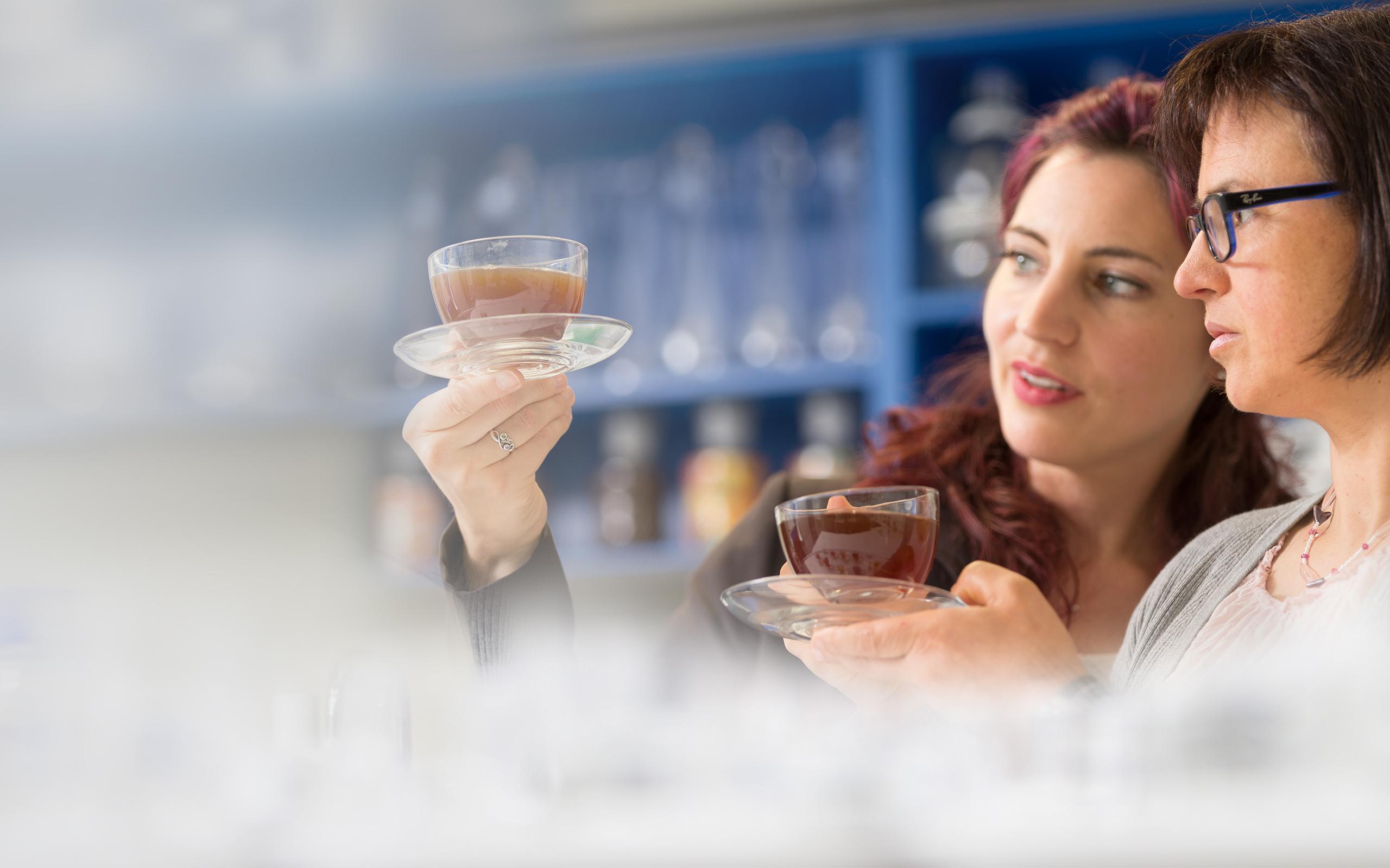 BRITA sensorisch lab smaak testteam