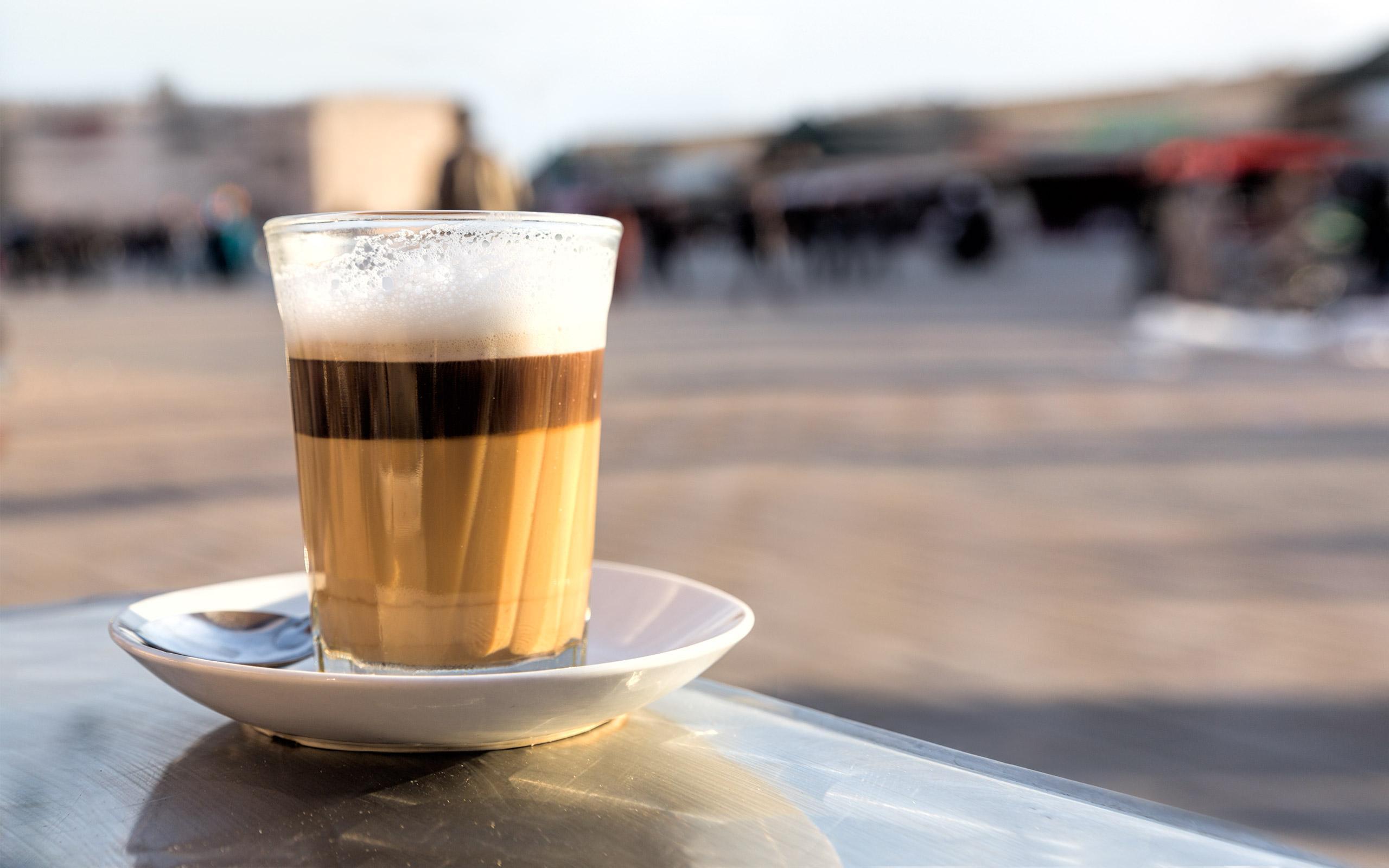 BRITA kawa latte macchiato