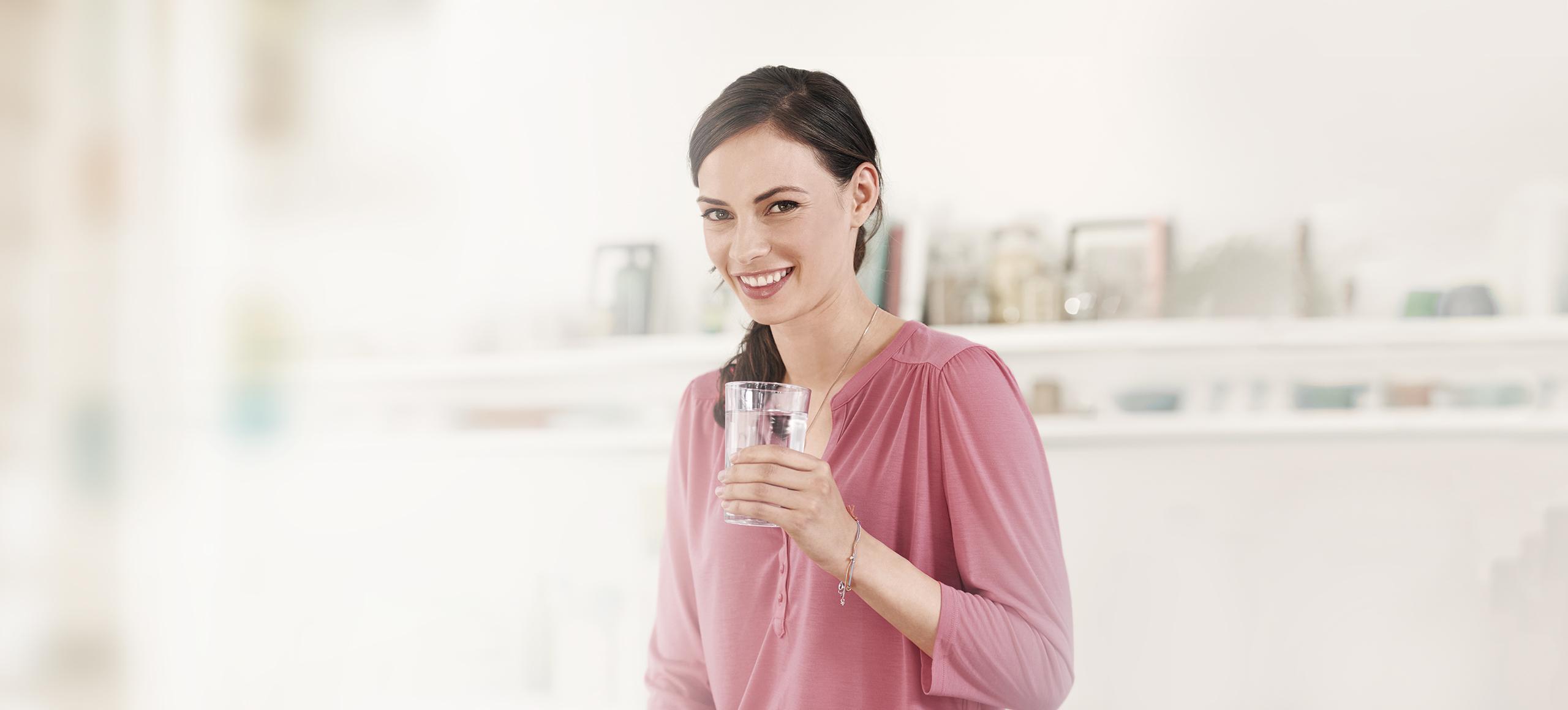 BRITA water filter MyBRITA services