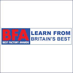 BRITA career best factory awards