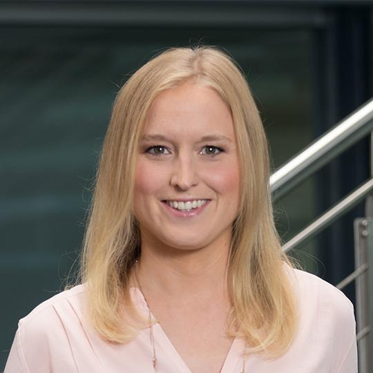 BRITA career Stefanie Menke head HR services team