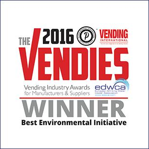 Vending Awards 2016 Beste Umweltinitiative