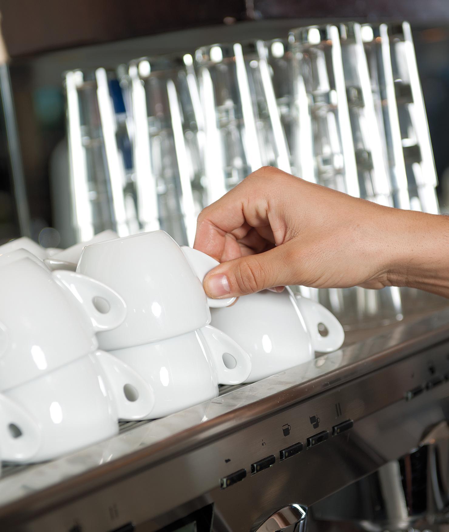 BRITA filter PURITY Clean barista coffe machine