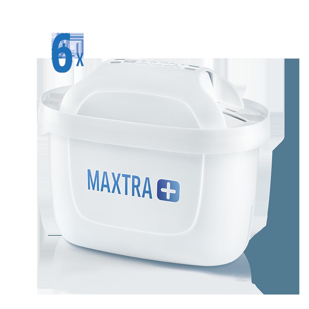 BRITA Filter&Kartuschen MAXTRA+ 6 Kartuschen