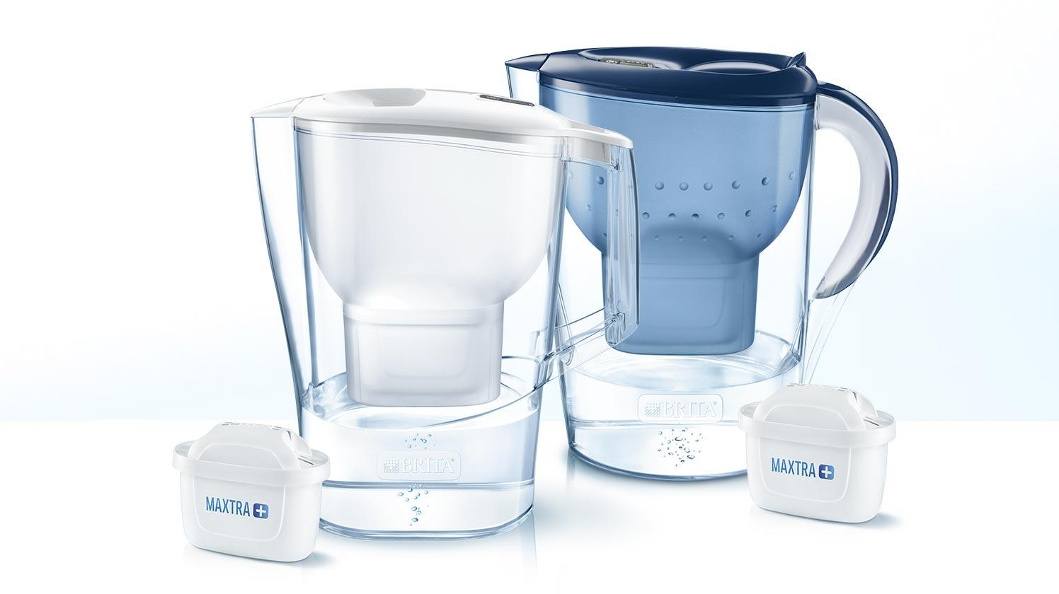 BRITA filters & MAXTRA+ filterpatronen: Verpakking