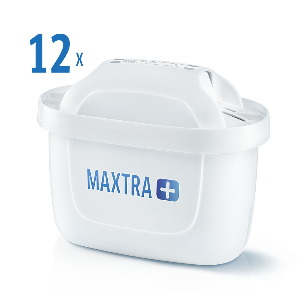 BRITA MAXTRA+ 12-pack filterpatronen
