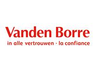 BRITA Partner Vanden Borre Logo