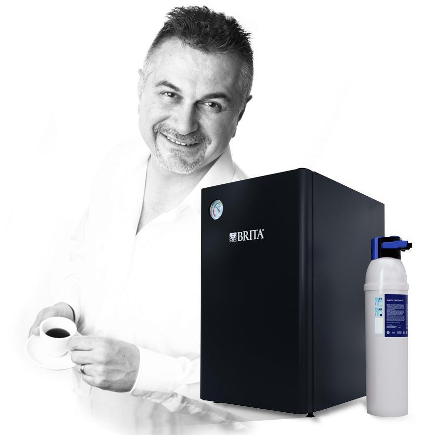 Goran Huber präsentiert PROGUARD Coffee