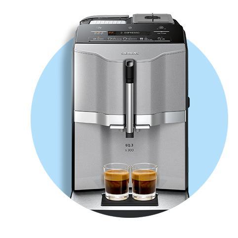 Kaffee-Vollautomat-Siemens EQ.3 S300