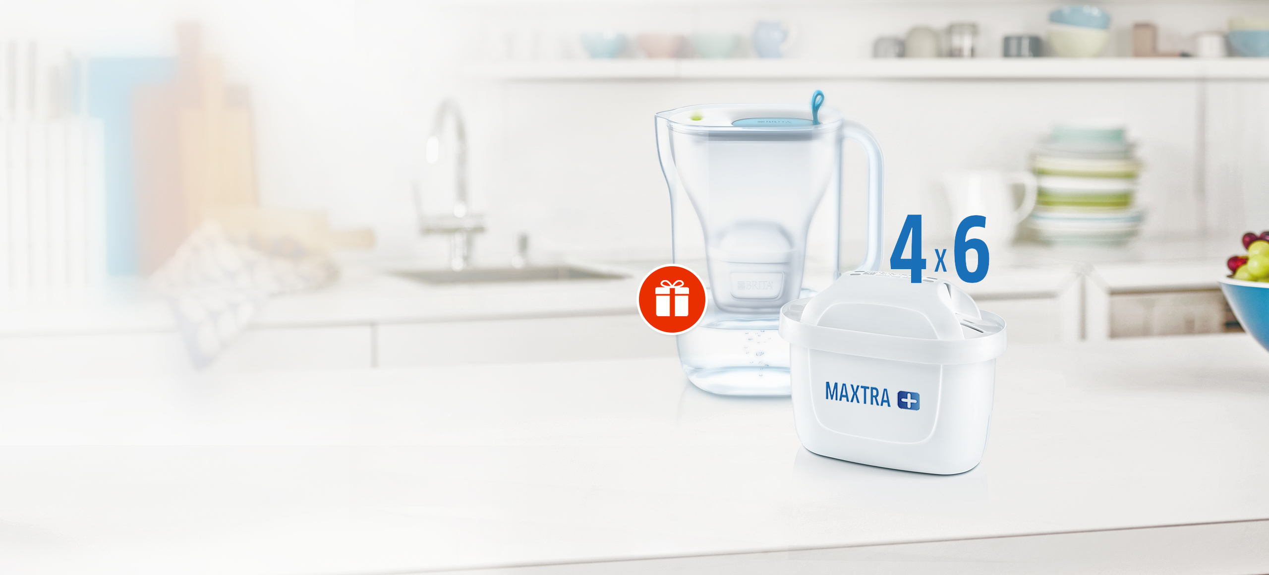 BRITA waterfilterpatroon-service