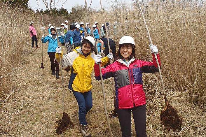 BRITA sustentabilidade associação acorn japão