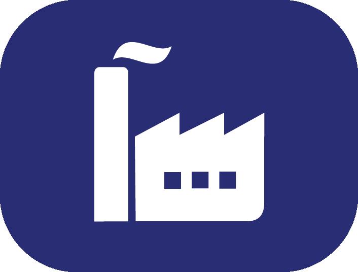 BRITA carrière 5 usines de production