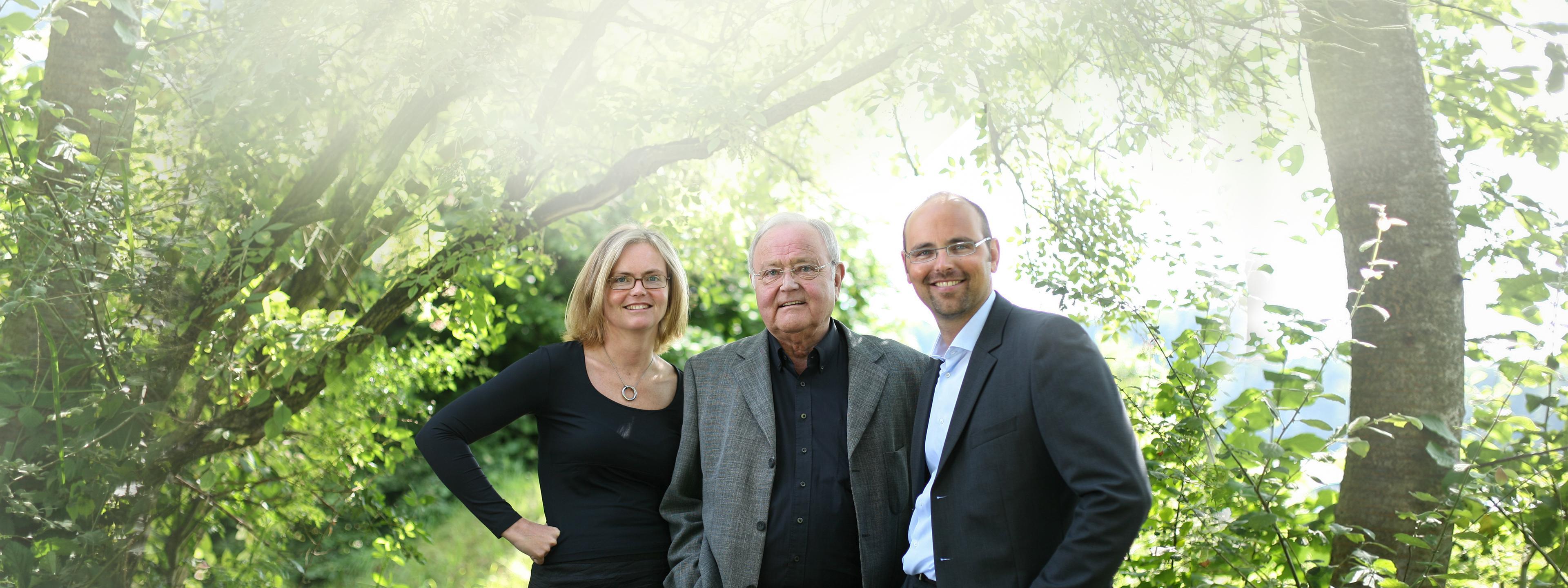 BRITA geschiedenis BRITA Heinz en Markus Hankammer