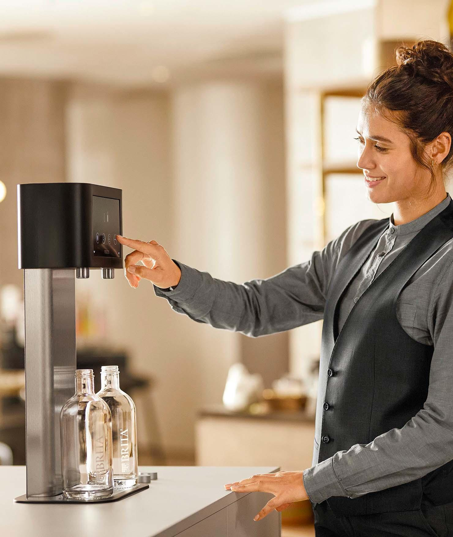 BRITA water dispenser Bottler