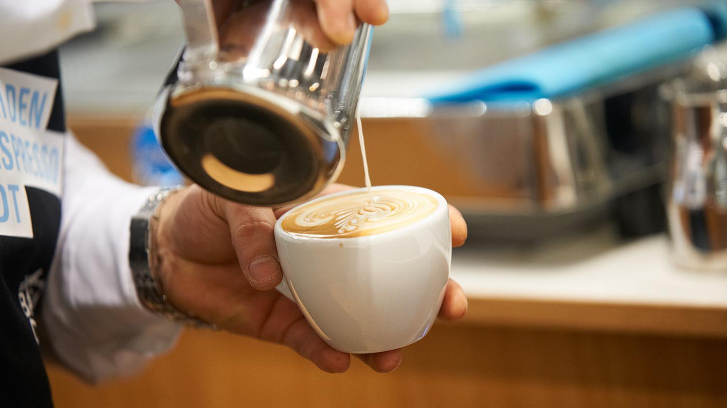 Filtr BRITA AquaGusto barista cappuccino
