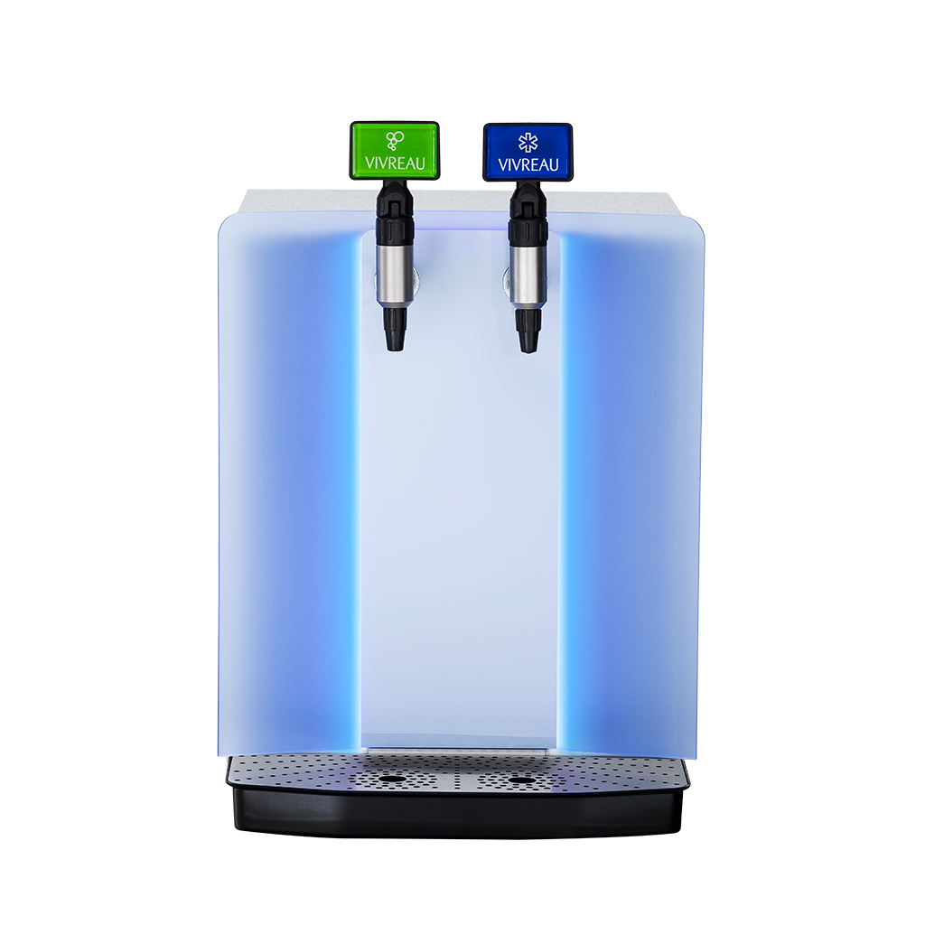Dispensador BRITA VIVREAU Bottler 104 sobremesa