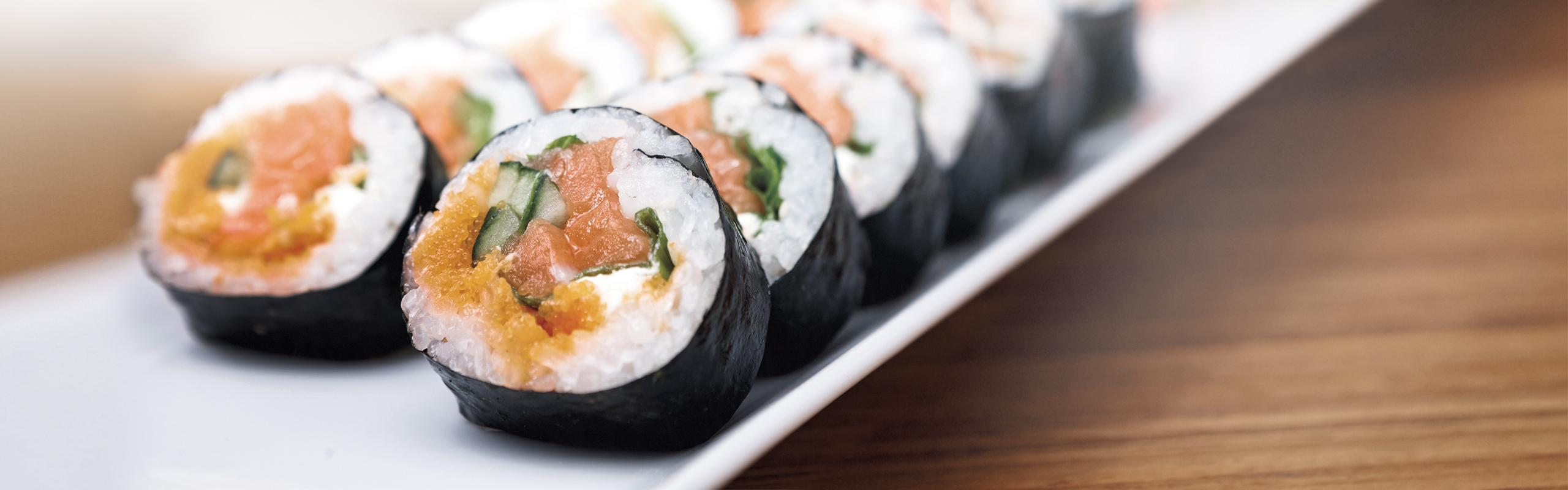 BRITA toprestaurant sushi