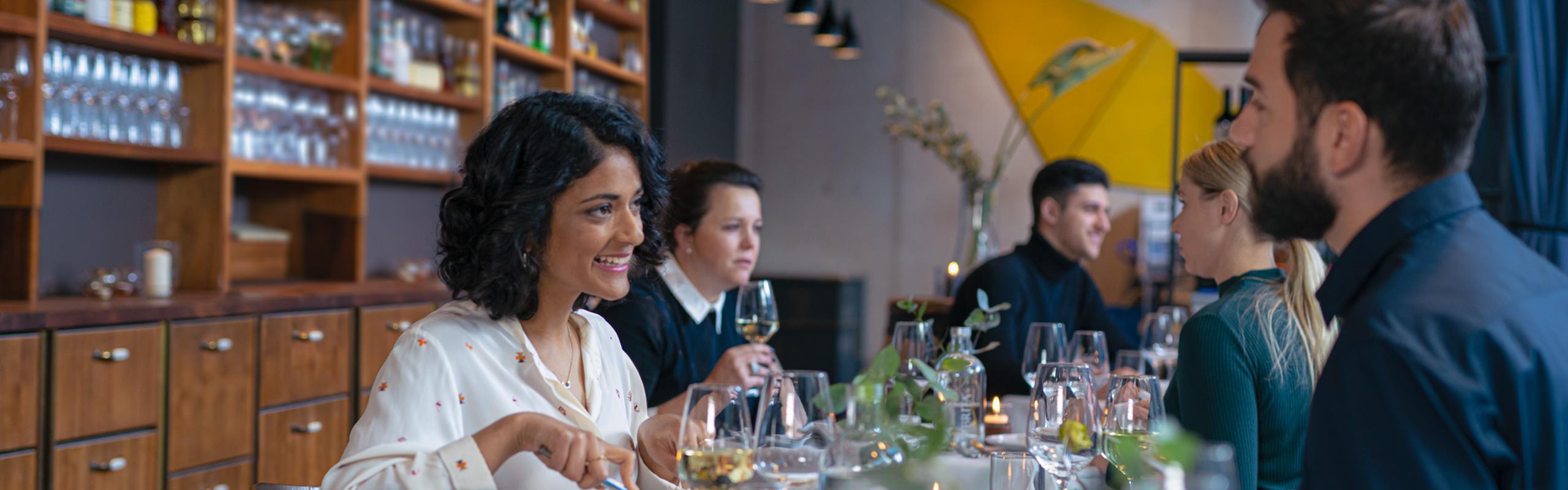 BRITA restaurante de lujo sushi