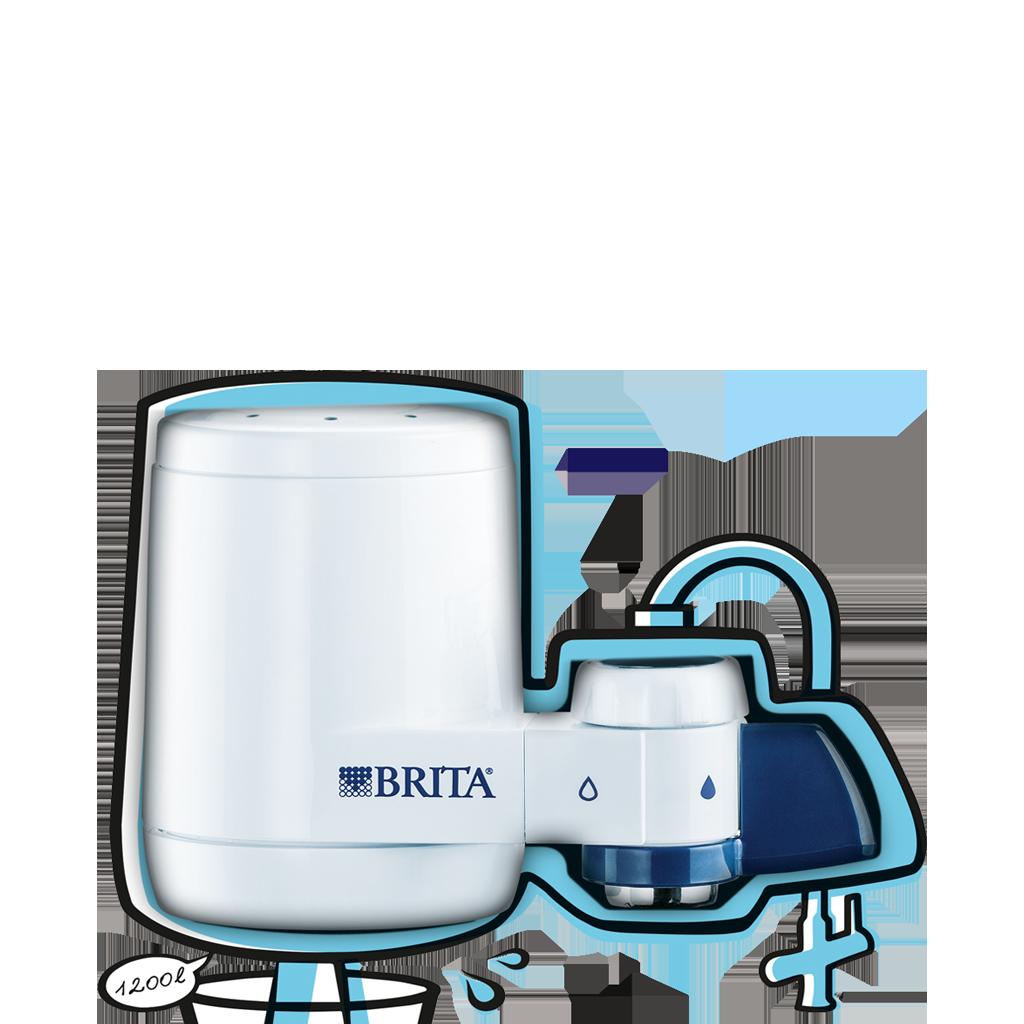 BRITA On Tap filter mount