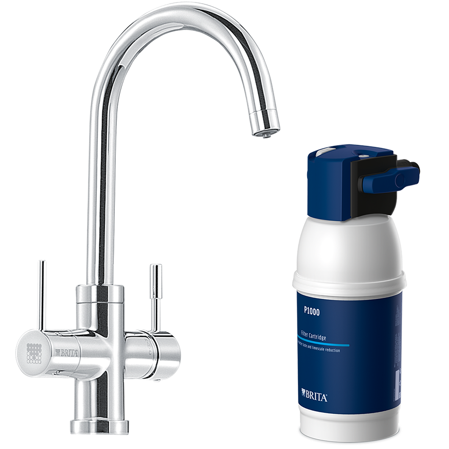BRITA waterbar WD 3030 and P 1000