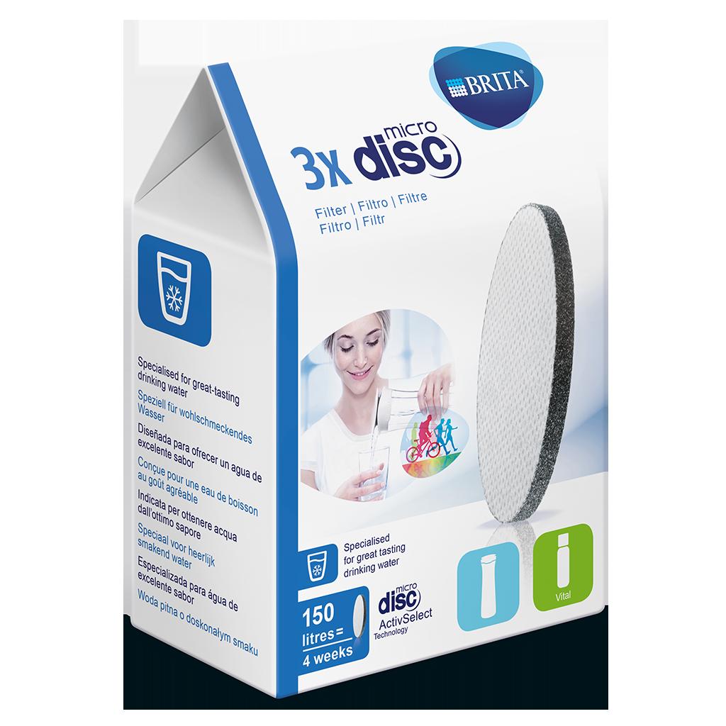 BRITA Filter&Kartuschen MicroDisc