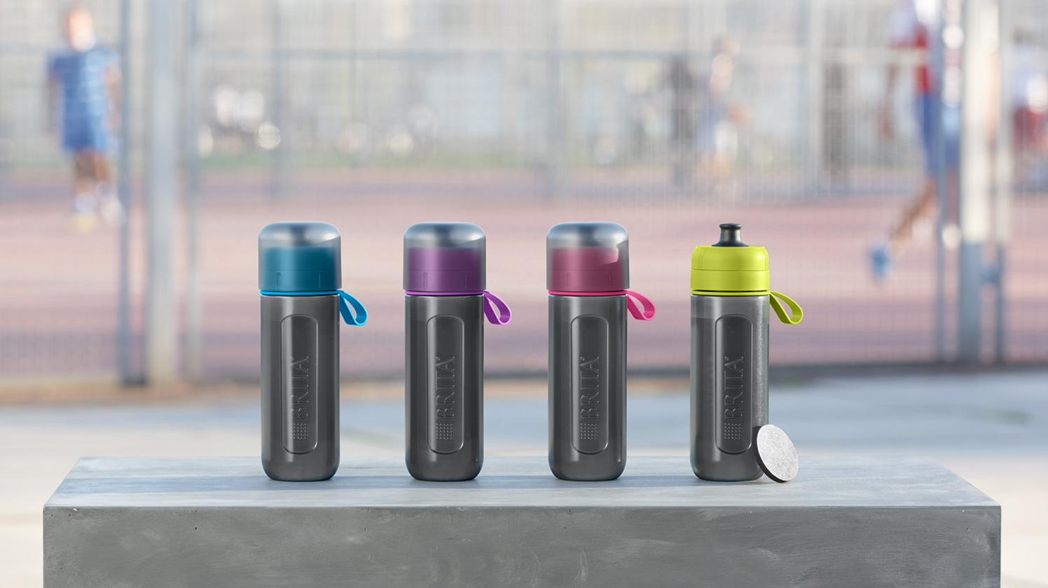 BRITA fill&go Active range open