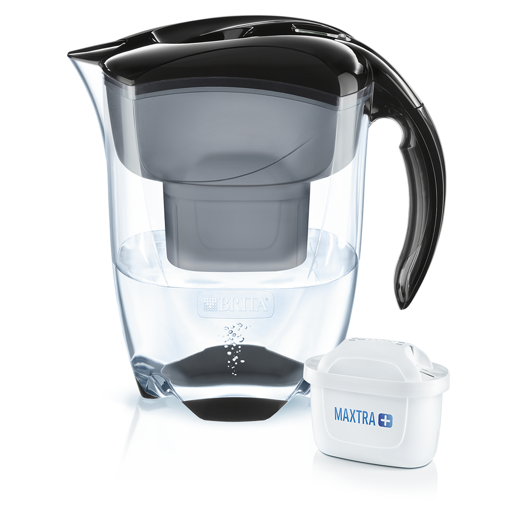 BRITA fill&enjoy Elemaris xl black