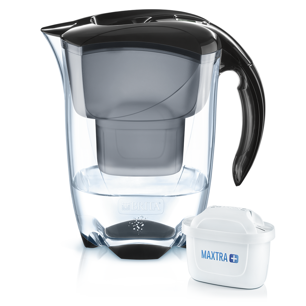 BRITA fill&enjoy Elemaris Cool black