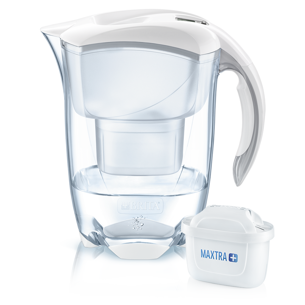 BRITA fill&enjoy Elemaris Cool white