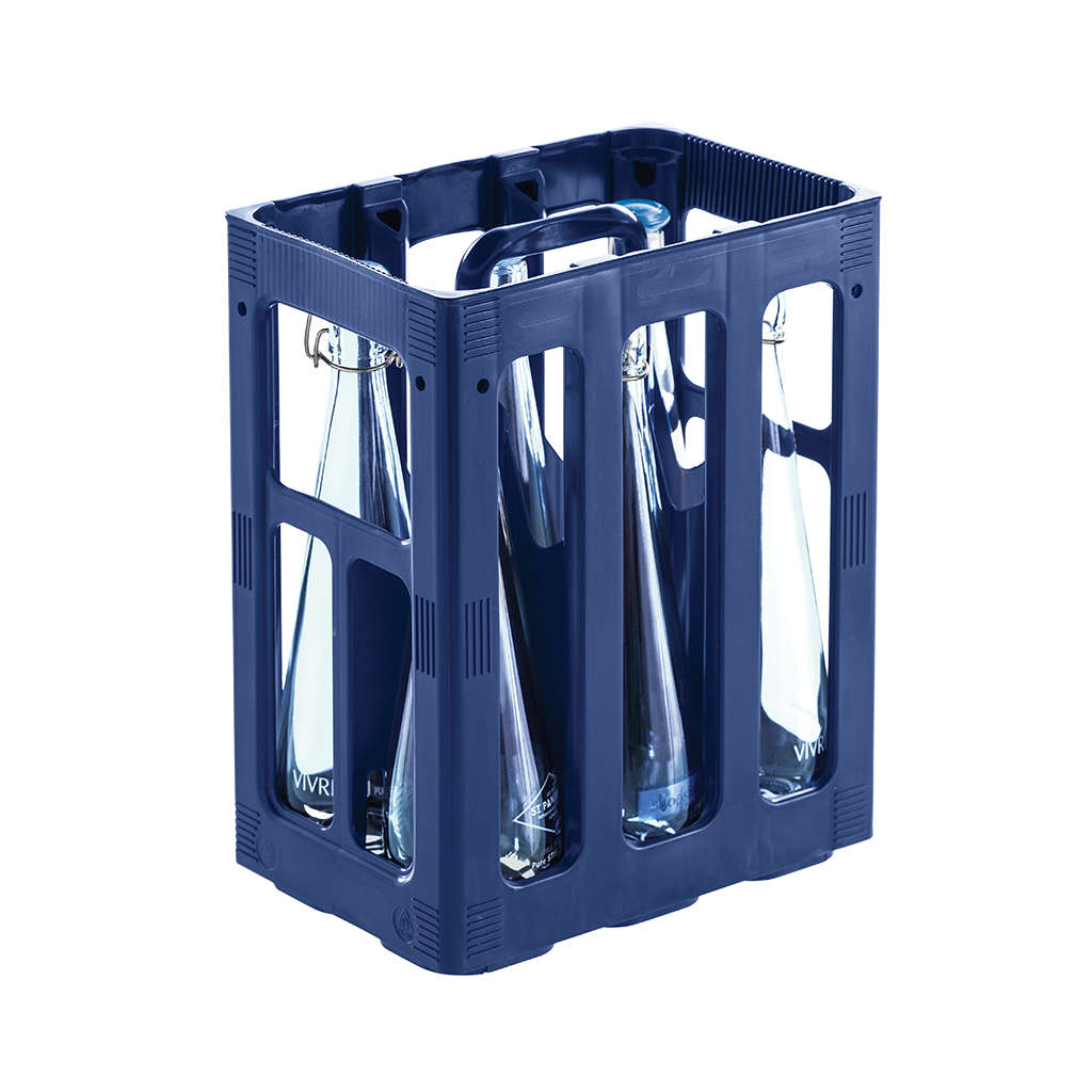 BRITA dispenser VIVREAU Crate blue