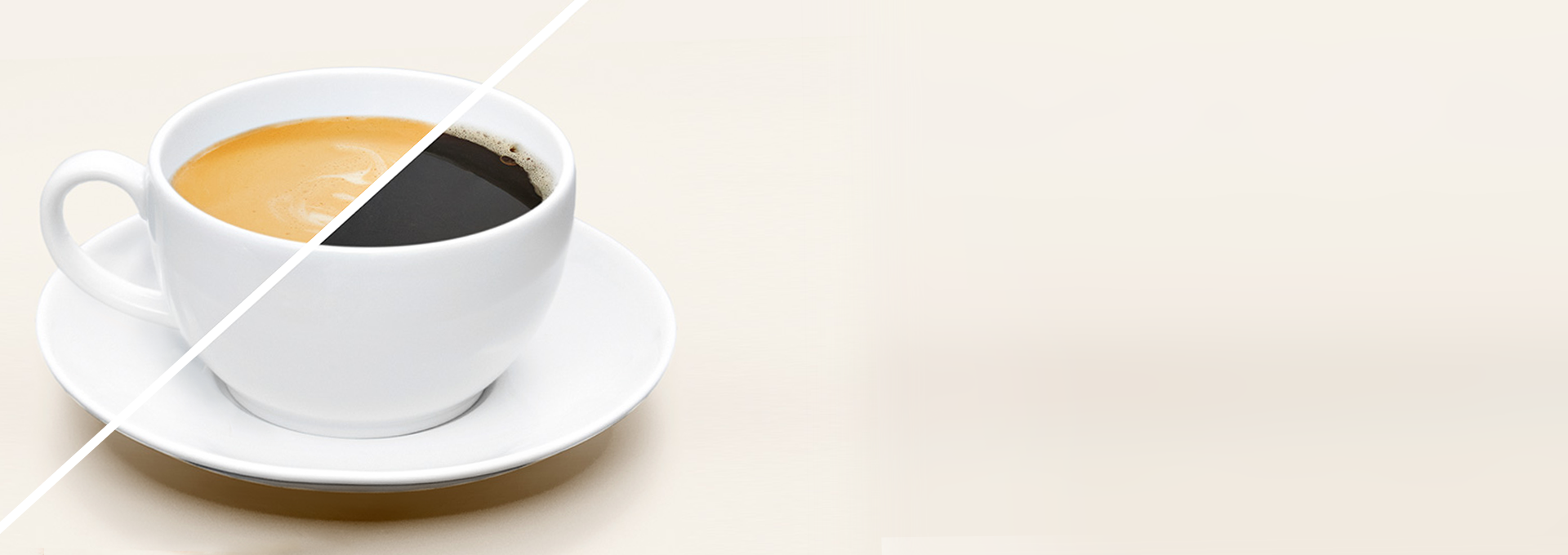 Gefiltertes Wasser macht Kaffee noch aromatischer