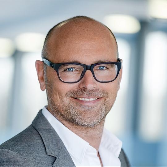 BRITA CEO Markus Hankammer portrait