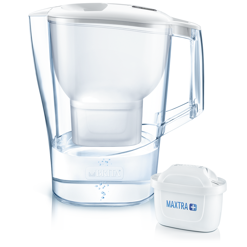 BRITA fill&enjoy Aluna xl white