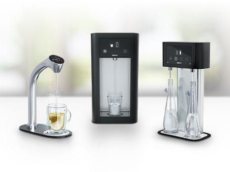 BRITA VIVREAU Wasserspender Portfolio