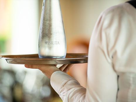Wasserspender für die Gastronomie