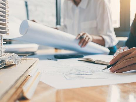 Informationen für Fachplaner und Architekten