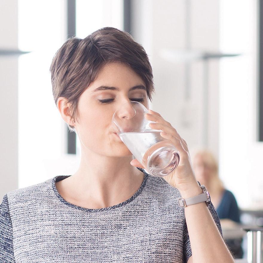 Wasser-Genuss mit BRITA