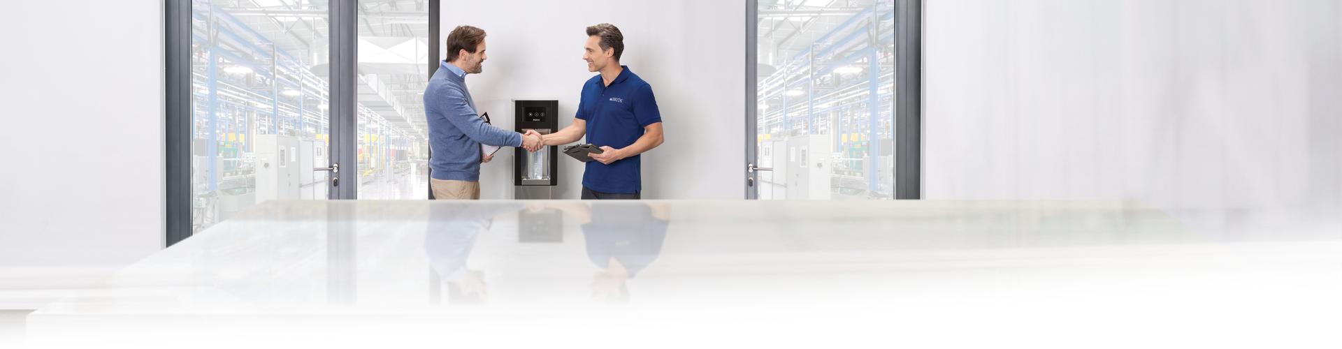 BRITA Wasserspender Service