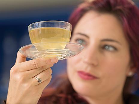 thé avec eau microfiltrée brita